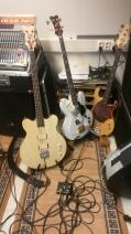 No longer use standard basses...